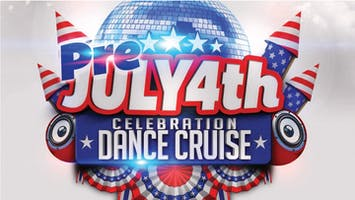 Red, White & Blue Pre-Fourth of July Cruise