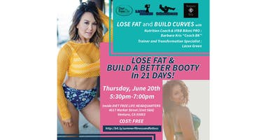 Summer Fitness & Fat Loss Series with Coach BK and Trainer Lacee Green