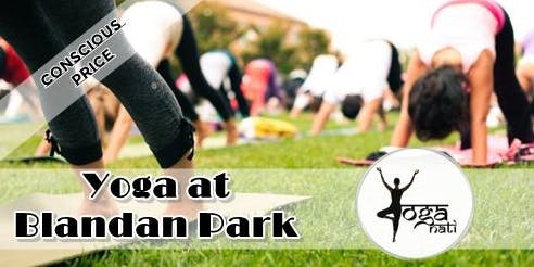 Yoga at Blandan Park - Lyon (in English)