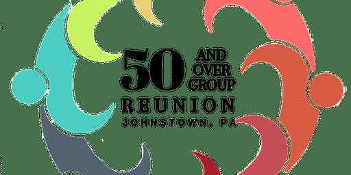 2019 Johnstown 50 & Over Reunion
