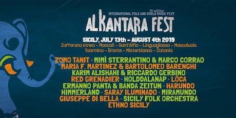 Alkantara fest 2019 biglietti