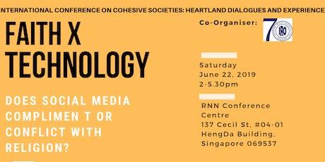 Heartland Dialogues and Experiences: Faith X Technology tickets