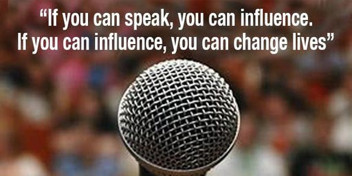 Engaging Speakers July 2019 Influencer Event