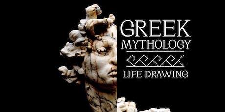 Greek Mythology - Life Drawing tickets