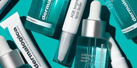 Brand new Active clearing masterclass  @  Dermalogica Liberty London tickets
