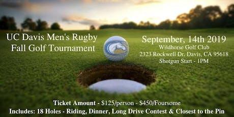 UC Davis Men's Rugby Alumni Golf Tournament tickets