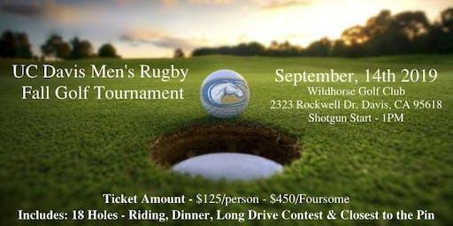 UC Davis Men's Rugby Alumni Golf Tournament