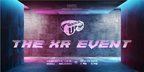 Match Up The XR Event 2019 tickets