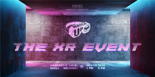 Match Up The XR Event 2019