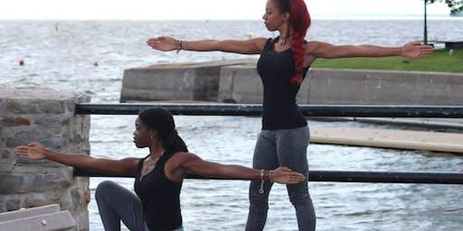 The Art of Shu Series - Partner Yoga