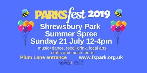 Shrewsbury Park Festival
