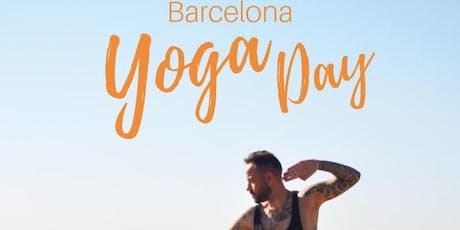 Virayoga en Barcelona Yoga Day entradas