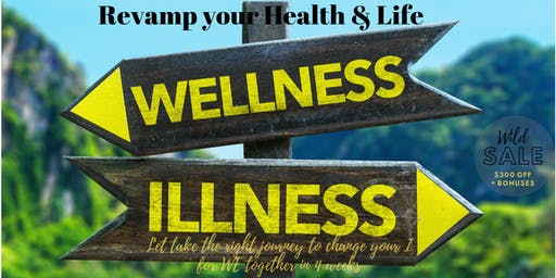 Revamp your Health and Life