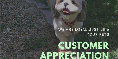 Shear Essence Pet Grooming 100 Client Celebration  tickets
