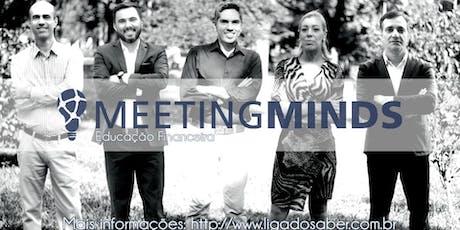 Meeting Minds Educação Financeira ingressos