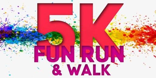 5K Fun Run & Walk