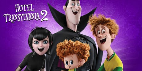 Hotel Transylvania 2 Movie Night tickets