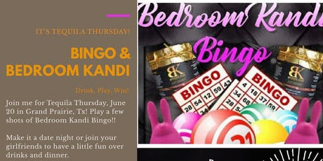 Bedroom Kandi Bingo tickets