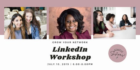 LinkedIn Workshop + Dinner ⚡ Boost Your Business with Social Selling tickets