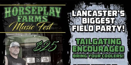 Horseplay Farms Music Fest tickets
