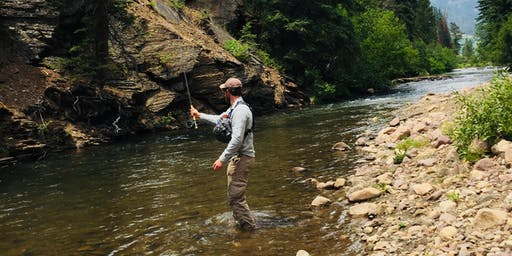 Henery's Fork Packraft and Fly Fishing Adventure