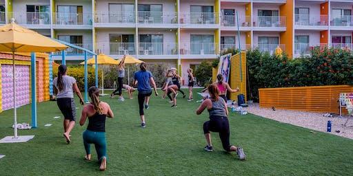 Fitness Beach Retreat