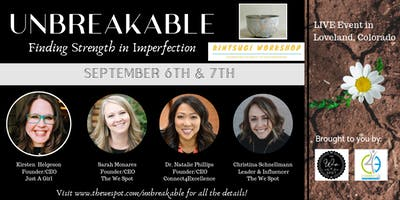 UNBREAKABLE: Finding Strength In Imperfection