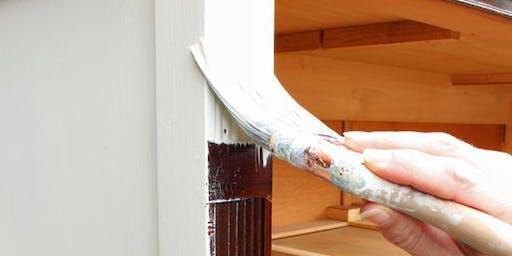 Intro to Renaissance Furniture Chalk Paint