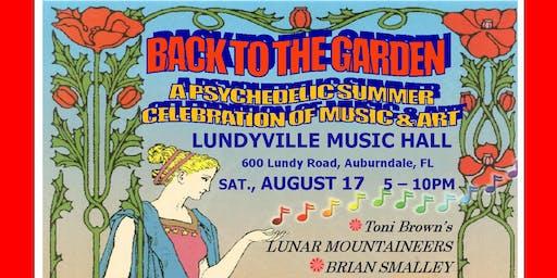 Back To The Garden Music Fest - Celebrating Woodstock's 50th
