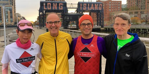 LIC Greenpoint Run - A Five to 20 Mile Adventure Run and Tour