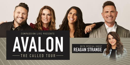 THE CALLED TOUR - Avalon with Reagan Strange | Muscle Shoals, AL
