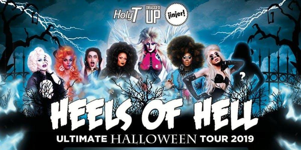 31 Oktober Halloween Amsterdam.Heels Of Hell Amsterdam Tickets Sat 26 Oct 2019 At 19 00