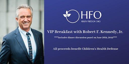 VIP Breakfast with Robert F. Kennedy, Jr.