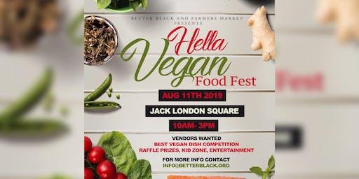 Hella Vegan Food Fest