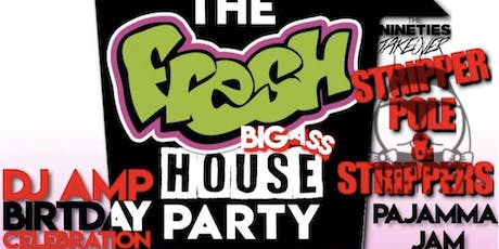 The Fresh House Party tickets