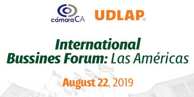 International Business Forum : Las Americas
