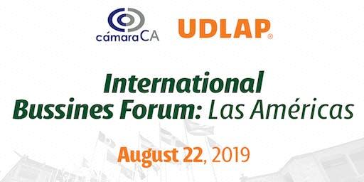 International Business Forum : Las Americas