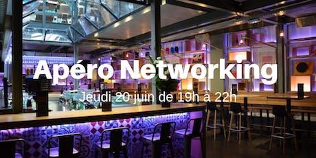 Apéro Networking Entrepreneur billets