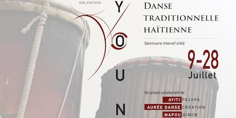 YOUN - édition 2019 tickets