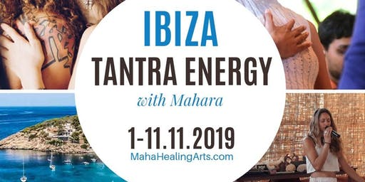 11 Days Tantra Energy in Ibiza