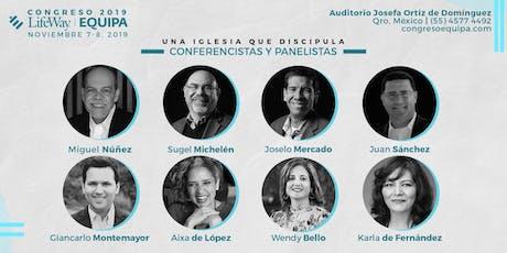 CONGRESO EQUIPA 2019 entradas