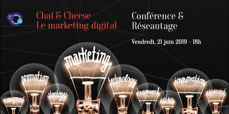 SAWA Chaï & Cheese - À l'ère du marketing digital tickets