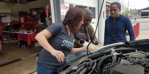 July Car Care Workshop