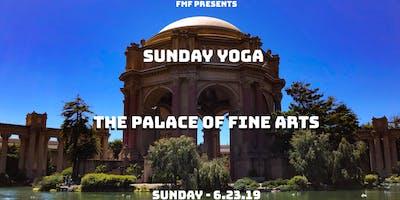 Free Sunday Morning Yoga