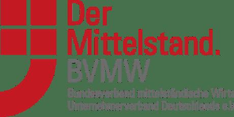 BVMW Taunus Unternehmerpreis 2019 - Preisverleihung  Tickets