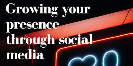 Growing your presence through social media tickets