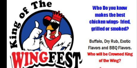 King of the Wing Fest-Cleveland, TN tickets