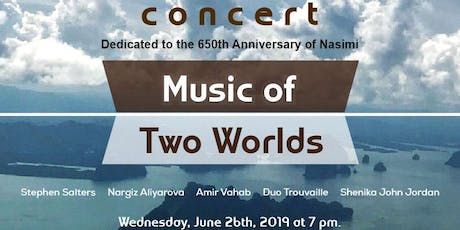 Music of Two Worlds tickets