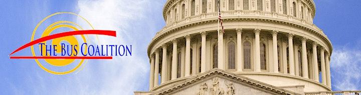 Not Your Parents' Bus! Congressional Bus Caucus & Bus Coalition image