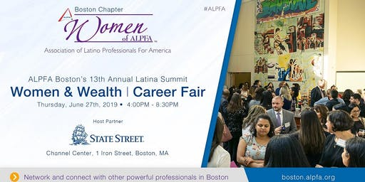 13th Latina Summit: Women and Wealth